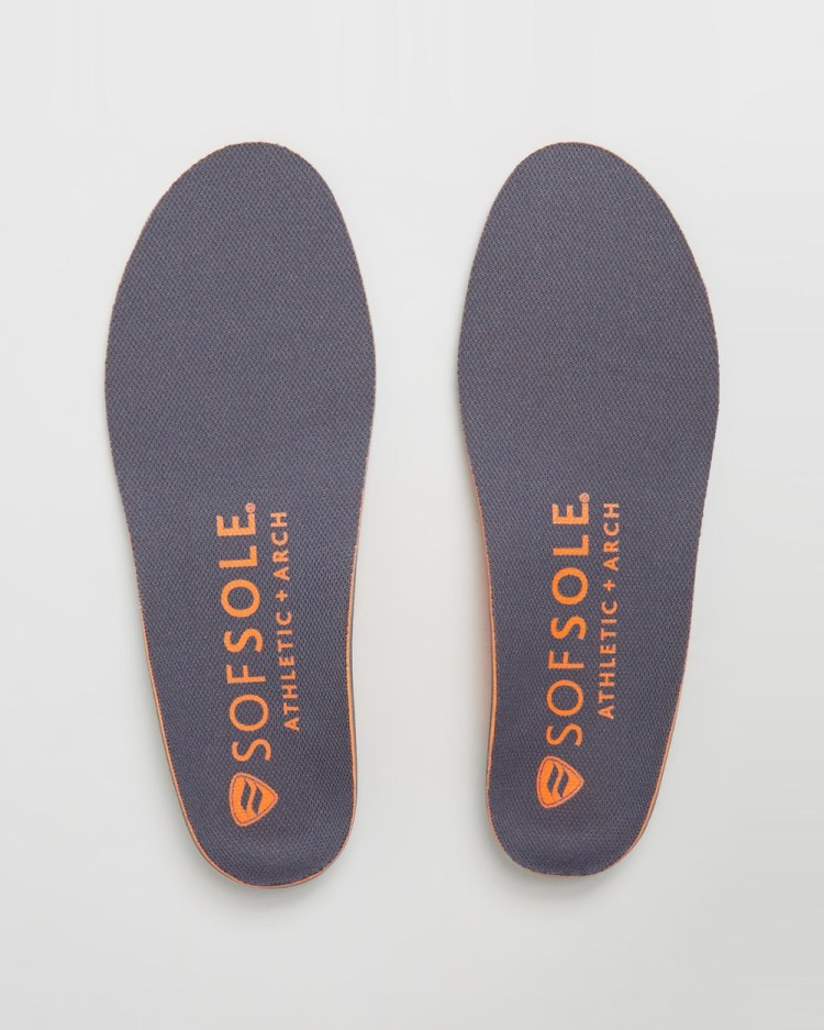 SofSole Athletic & Arch Insoles Women's Accessories Grey