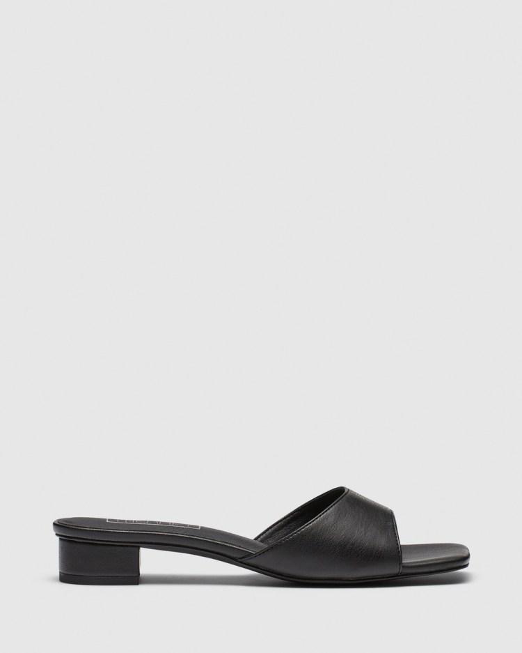 Therapy Debbie Mid-low heels Black
