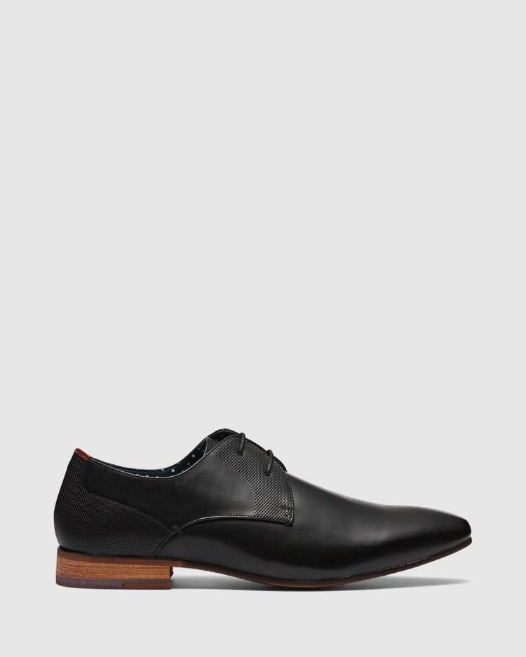 Uncut Spencer Dress Shoes Black