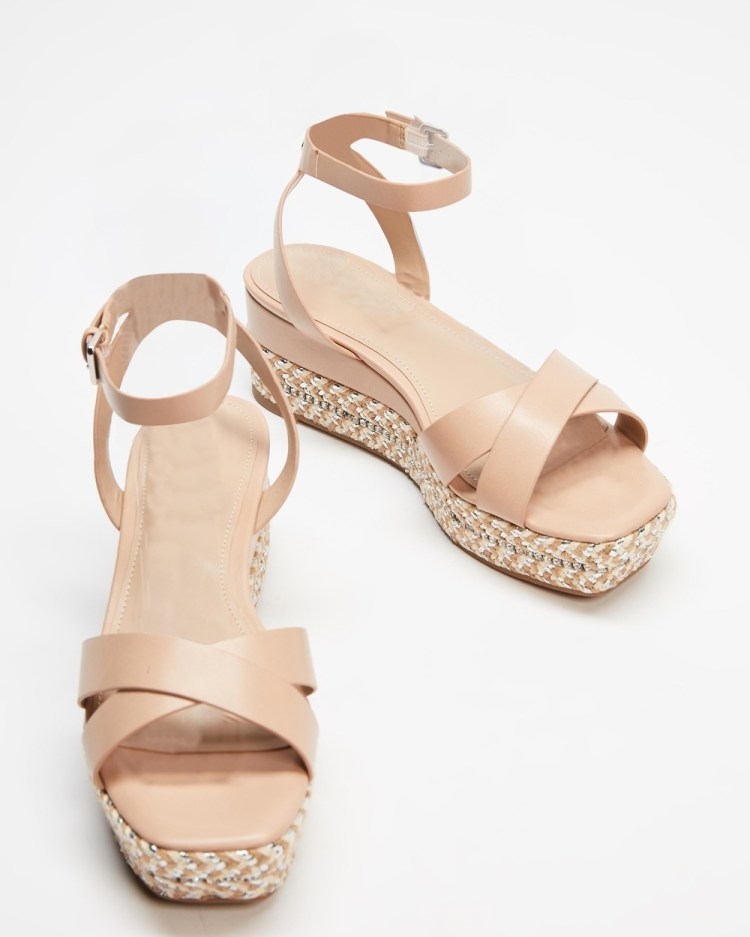 ALDO Launia Sandals Bone