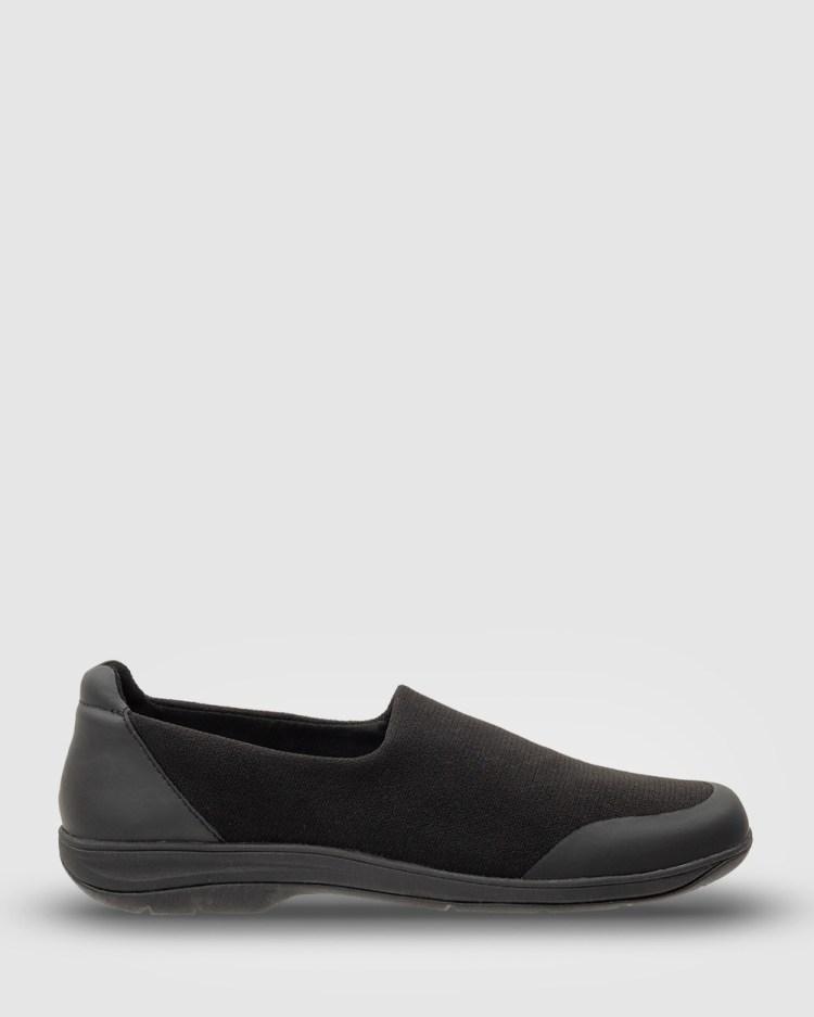 Ascent Cumulus Dress Shoes Black