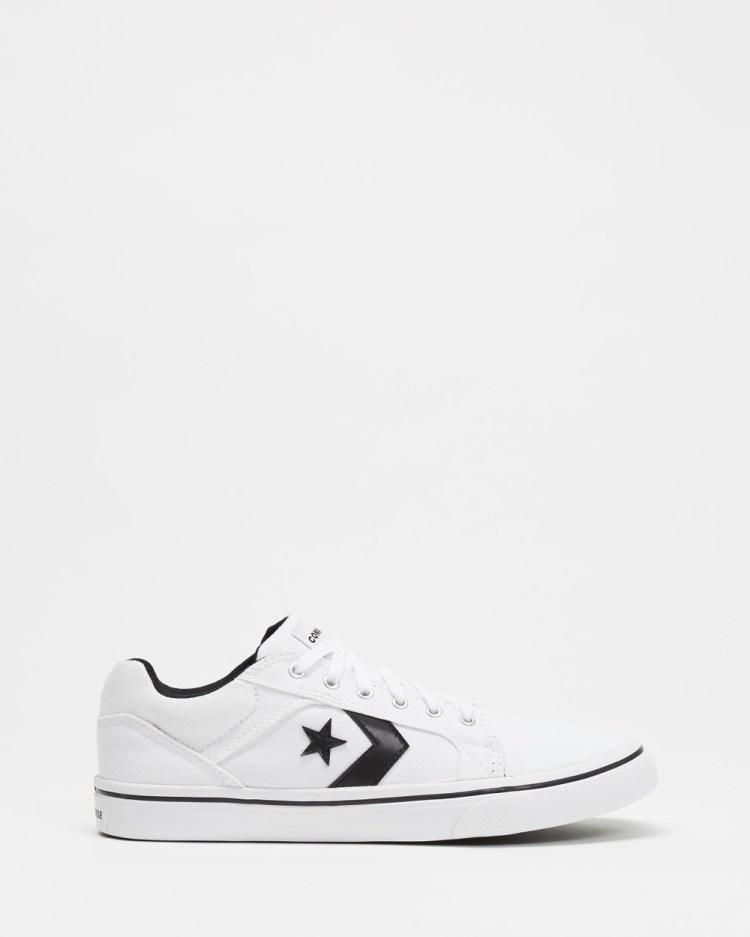Converse El Distrito 2.0 Mens Sneakers White & Black