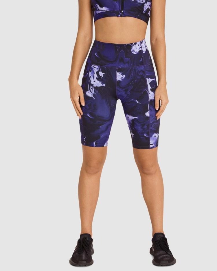 Rockwear Retrograde Pocket Bike Shorts 1/2 Tights RETROGRADE