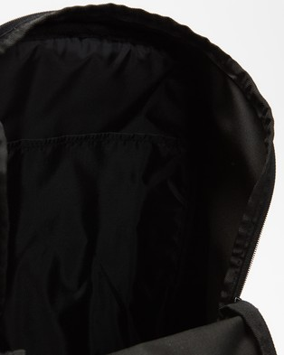 adidas Performance - Tailored For Her Response Backpack - Backpacks (Black, Black & White) Tailored For Her Response Backpack