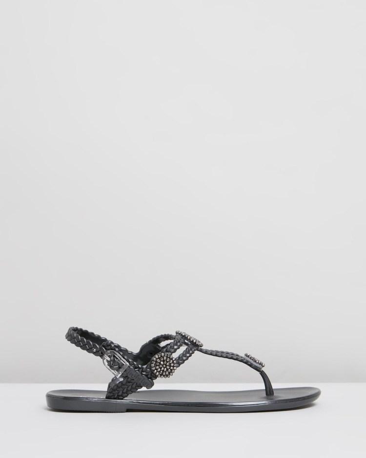 Holster Miami Sandals Hematite
