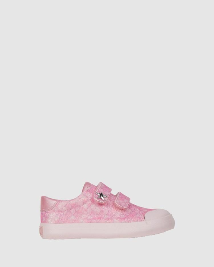CIAO Morgan Mermaid Sneakers Pink