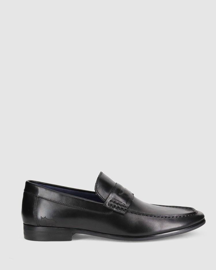 Wild Rhino Mills Dress Boots Black