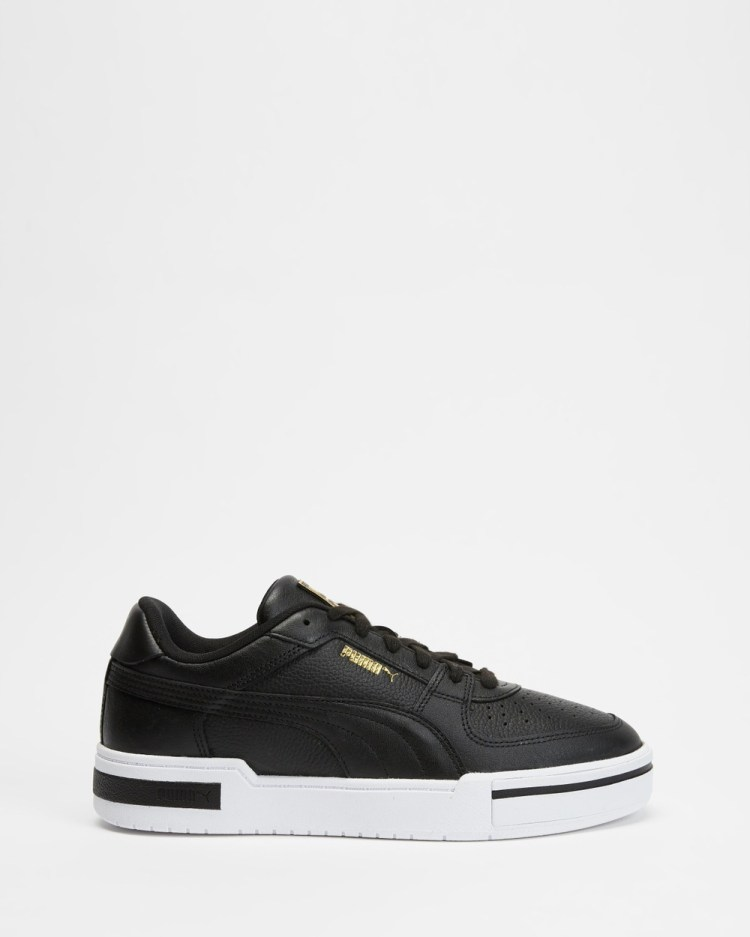 Puma CA Pro Classic Mens Lifestyle Sneakers Puma Black