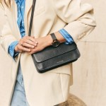 The Horse - The Monday Shoulder Bag - Clutches (Black) The Monday Shoulder Bag