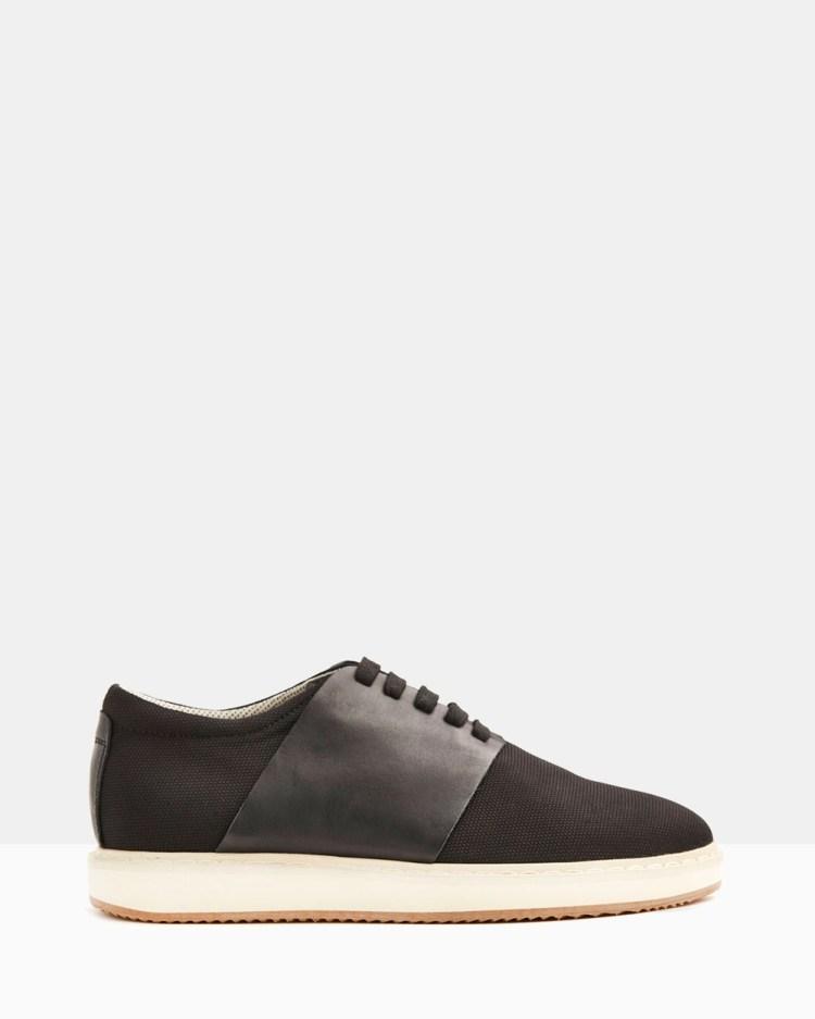 Croft Zane Casual Shoes Black