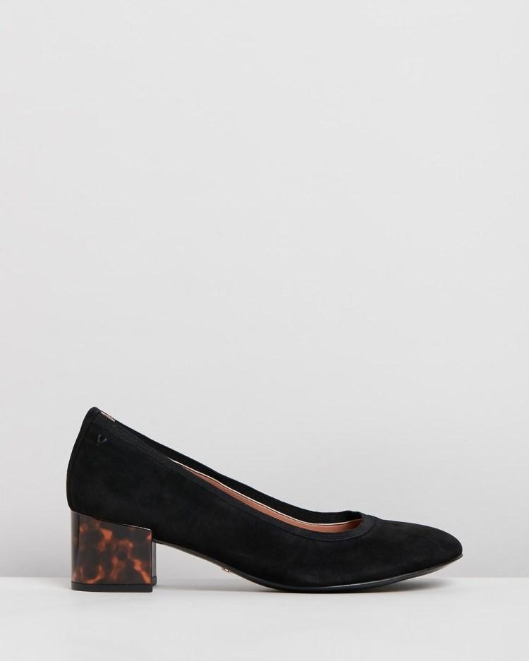 Vionic Natalie Block Heels All Pumps Black