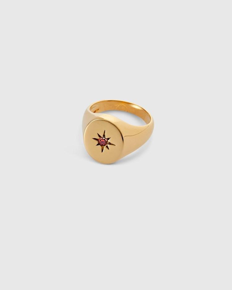 ALIX YANG Margo Ring Jewellery Gold