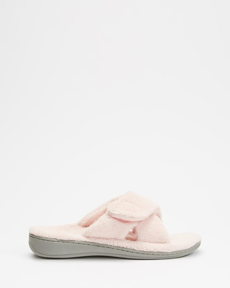 Vionic Relax Slippers & Accessories Pink