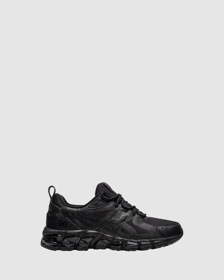ASICS Gel Quantum 180 Grade School Sneakers Black/Black -Quantum