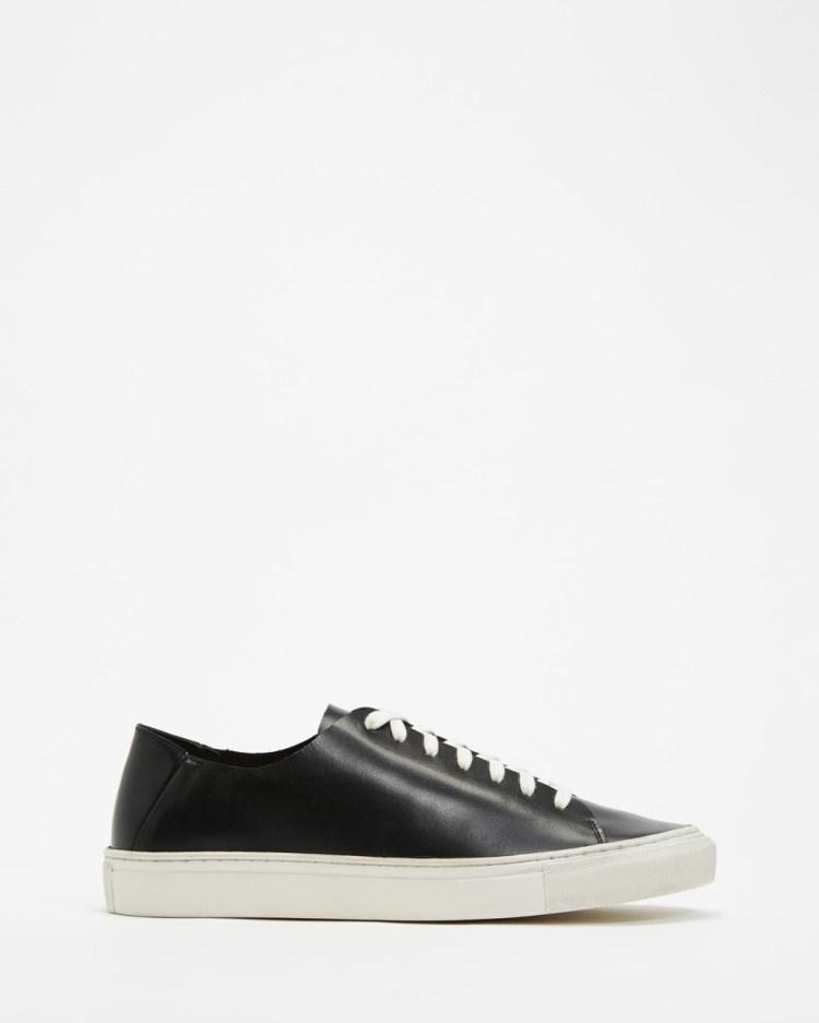 AERE Malta Sneakers Black