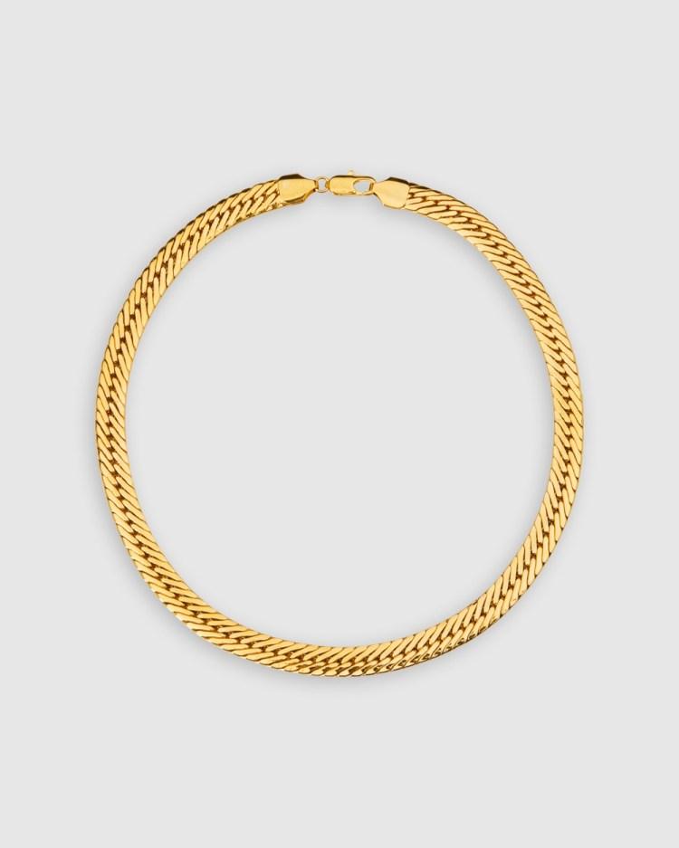 ALIX YANG Frankie Chain Jewellery Gold