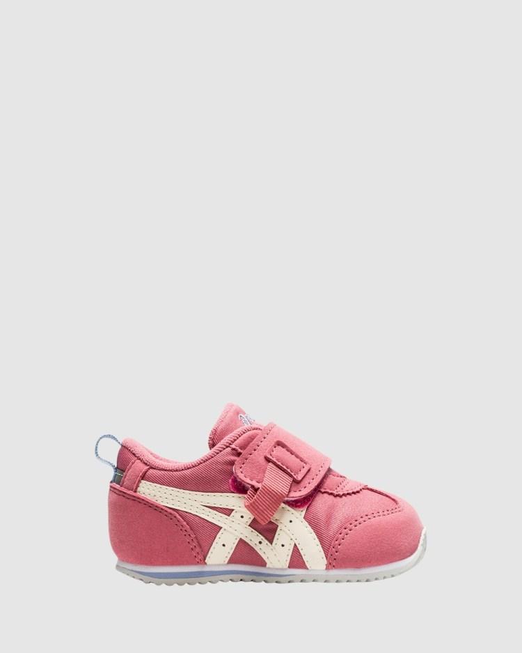 ASICS Idaho Baby Sneakers Smoke Rose/Off White
