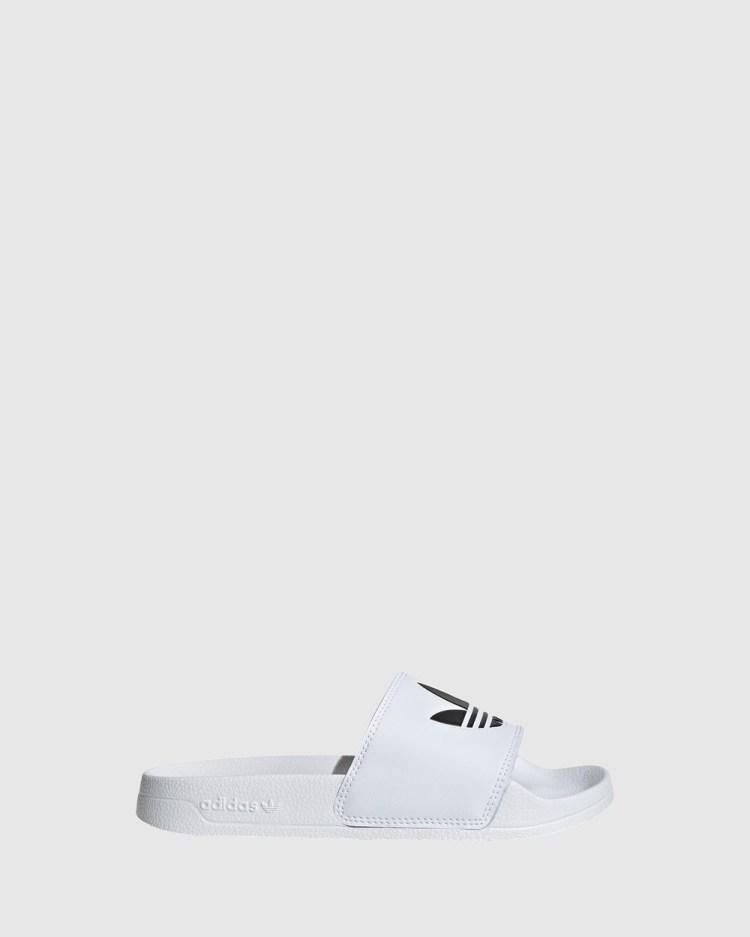 adidas Originals Adilette Lite Sandals White/Black