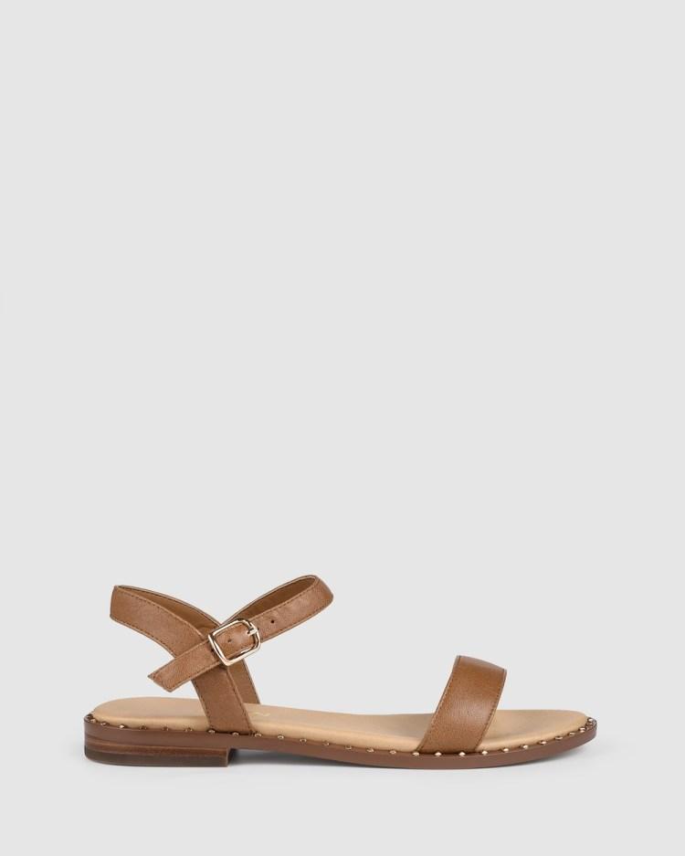 Siren Bishop Casual Shoes Brown
