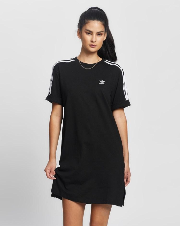 adidas Originals Dress Dresses Black