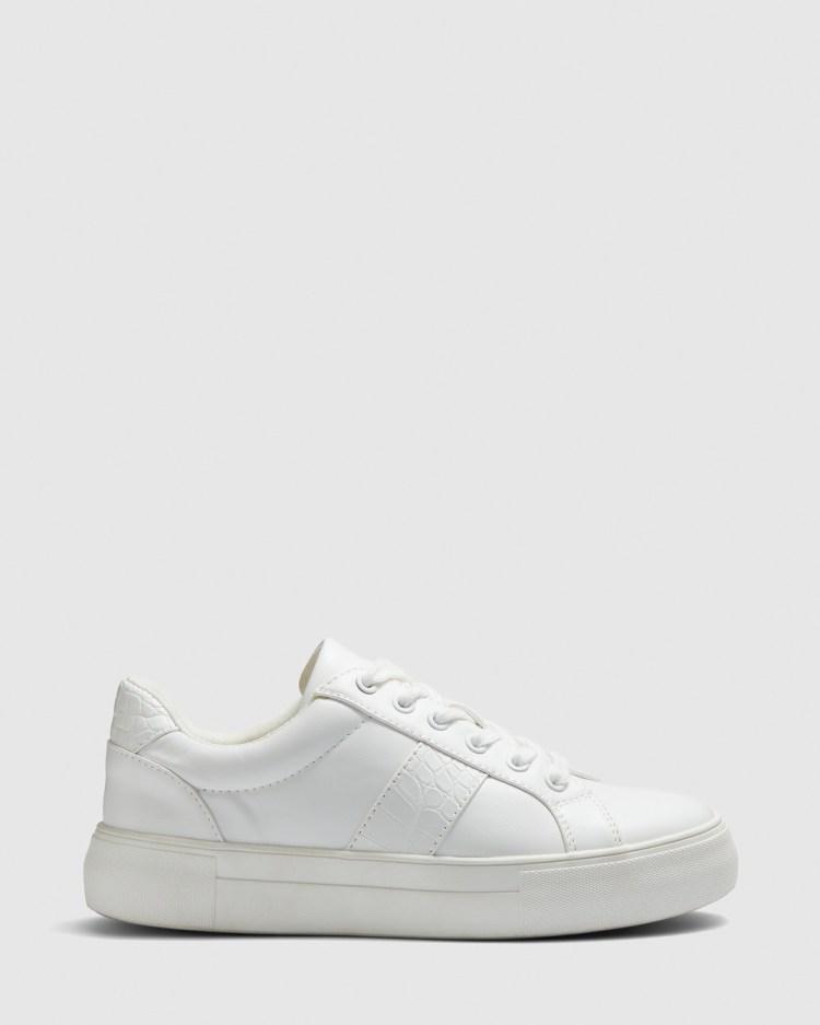 Novo Cardio Lifestyle Sneakers White