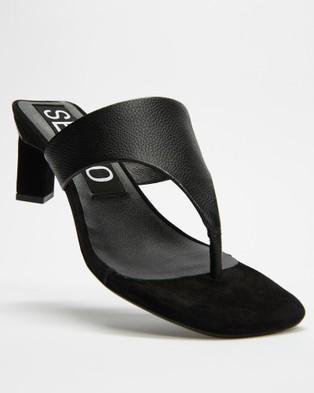 Senso Liza II Sandals Ebony
