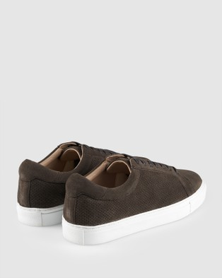 AQ by Aquila Lonie Sneakers Low Top Charcoal