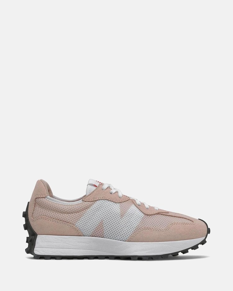 New Balance 327 Standard Fit Women's Lifestyle Sneakers Rose Water