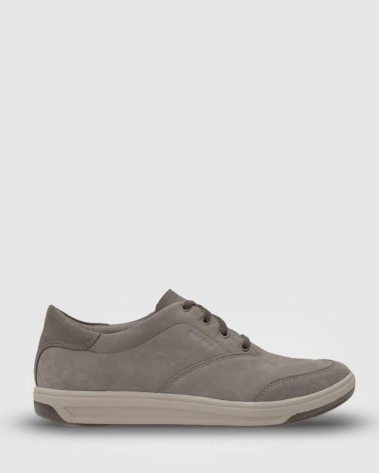 Ascent Bravo Casual Shoes Smoke