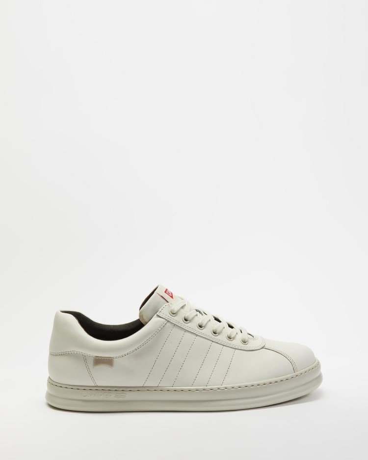 Camper Runner Four Sneakers White Natural