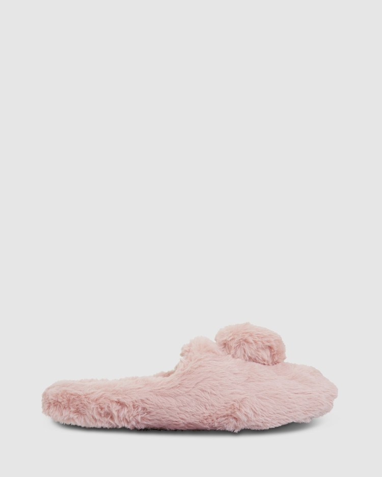 Easy Steps Randy Slippers & Accessories PINK