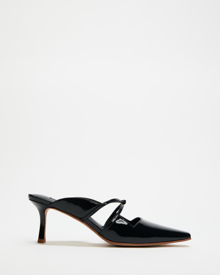 Senso Kara Mid-low heels Midnight