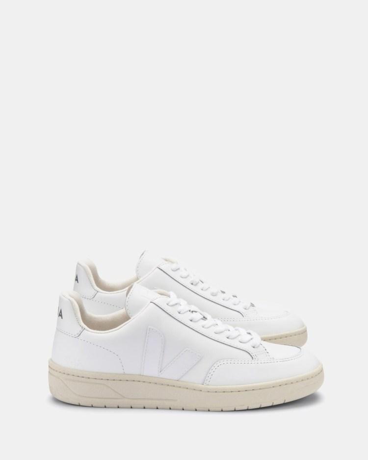 Veja V 12 Unisex Sneakers Extra White V-12