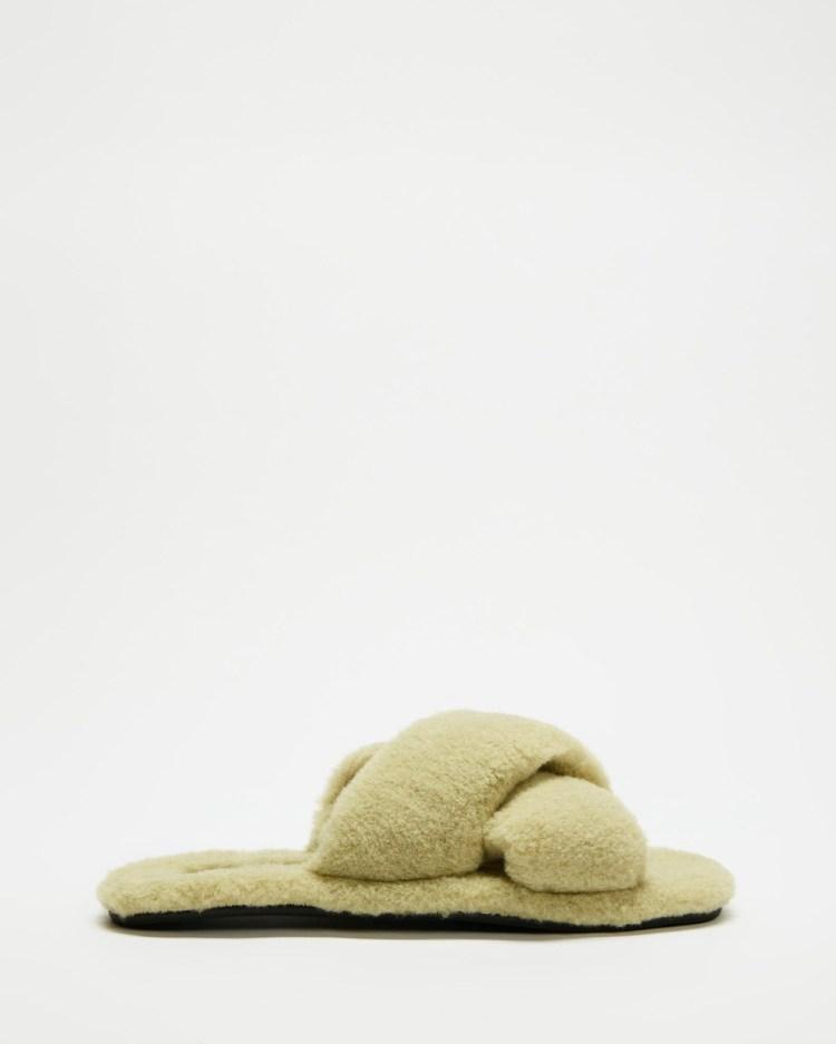 Senso Inka V Slippers & Accessories Pistachio