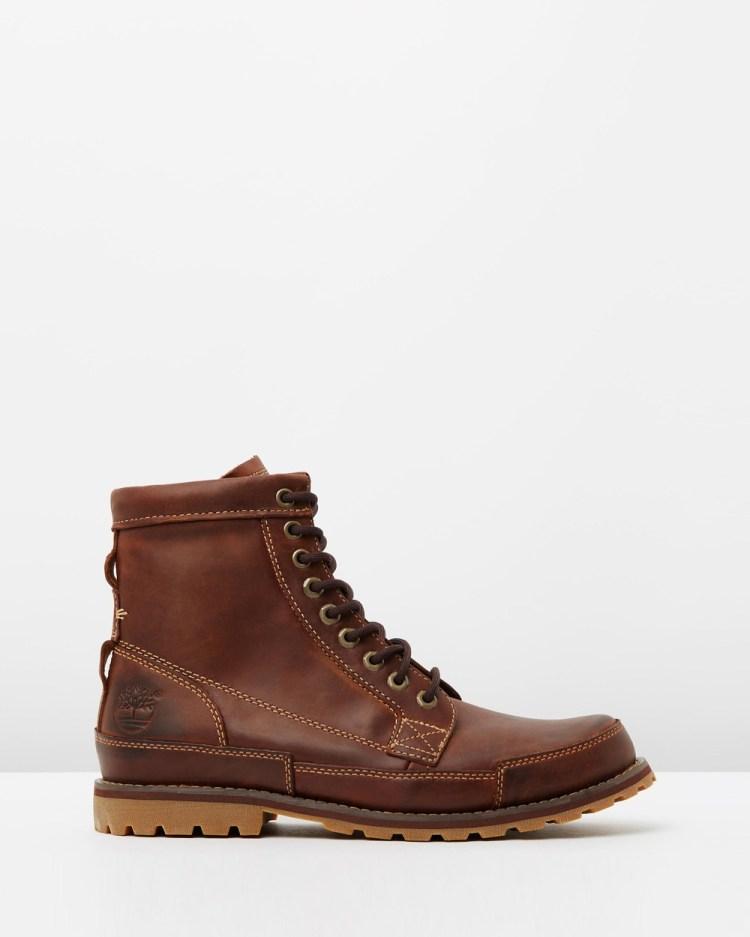 Timberland Earthkeepers Original Leather 6