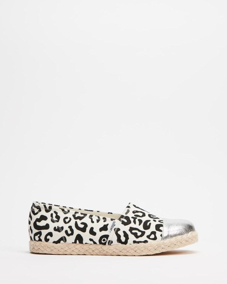 Holster Elle Flats Leopard