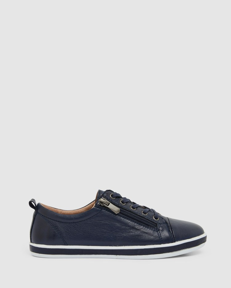 Easy Steps Whisper Lifestyle Sneakers Navy
