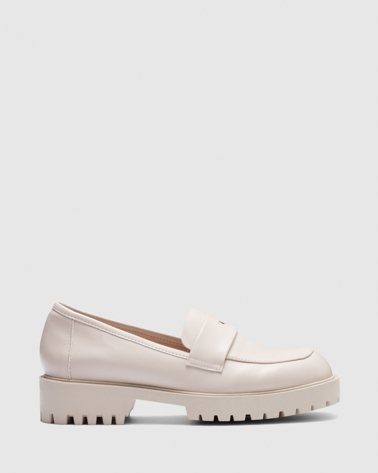 Therapy Royce Casual Shoes Bone