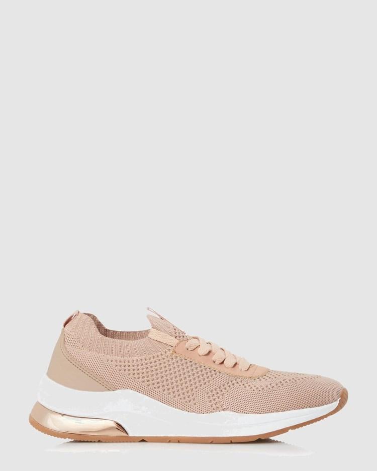 Dune London Eriin Di Sneakers Pink