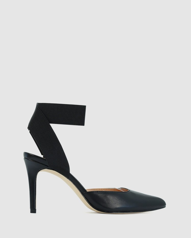 Kennedy Tops All Pumps Black