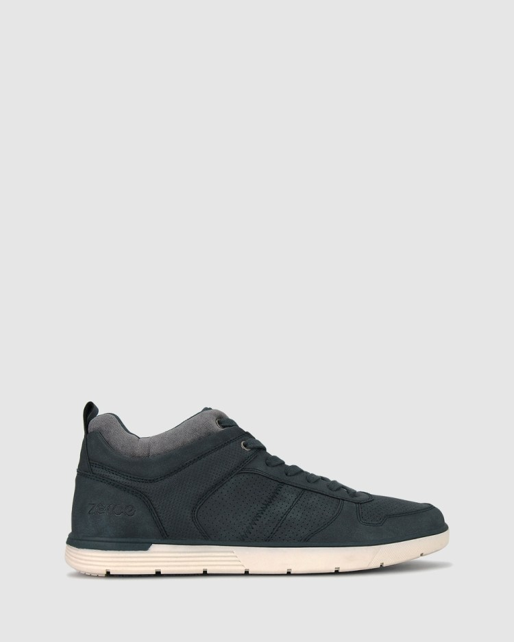 Zeroe Lion Lifestyle Boots Sneakers Navy
