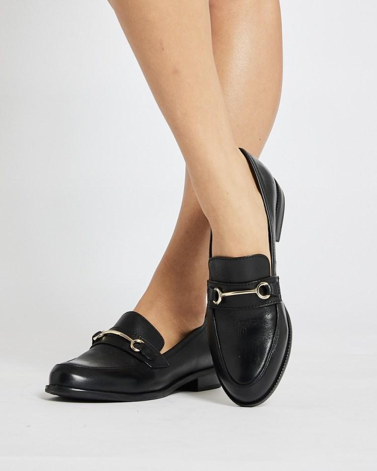 Sandler Paragon Casual Shoes BLACK