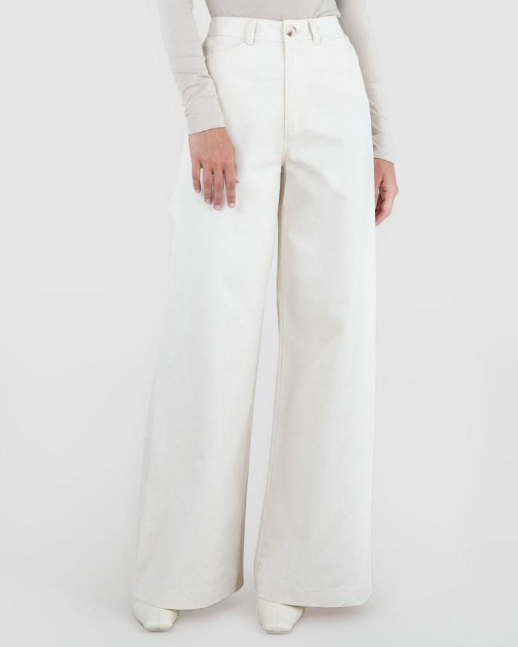 Amelius Arwen Pant Pants Natural