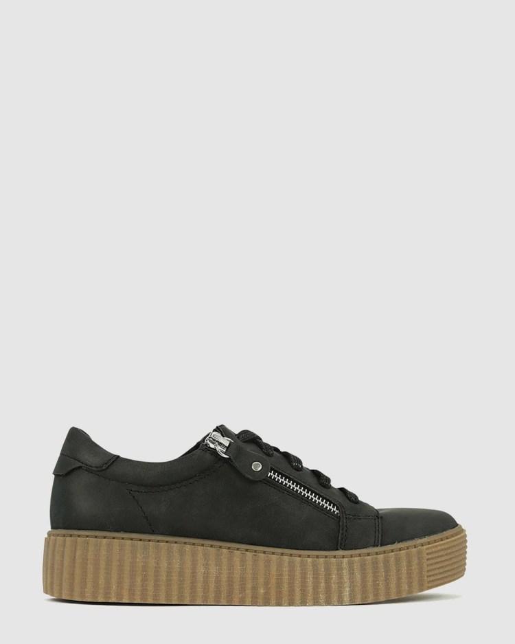 Los Cabos Miah Lifestyle Sneakers Black