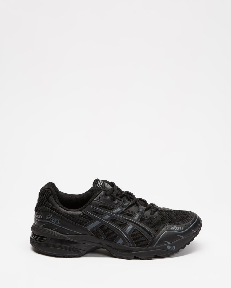ASICS GEL 1090 Men's Casual Shoes Black/Black GEL-1090
