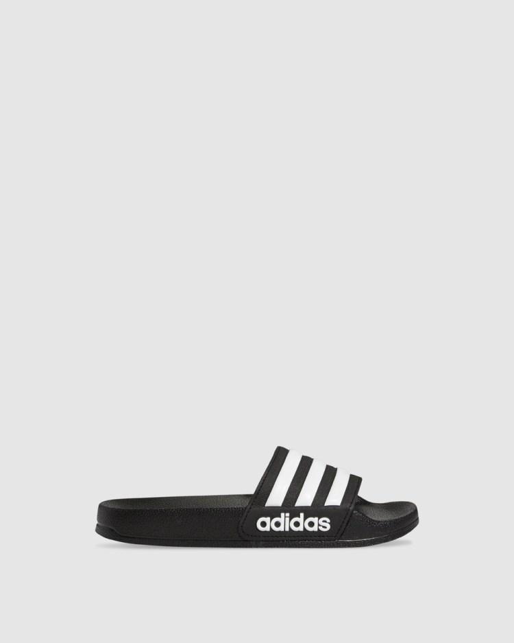 adidas Performance Adilette Shower Slides Sandals Black