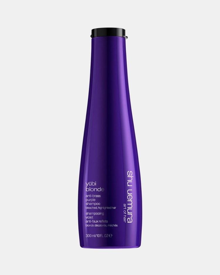 Shu Uemura Art of Hair Y?bi Blonde Anti Brass Shampoo 300ml Beauty N/A Anti-Brass