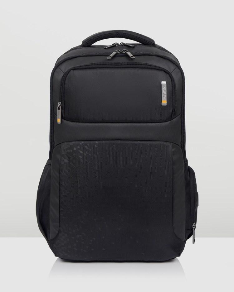 American Tourister Segno Backpack 2 Backpacks Black