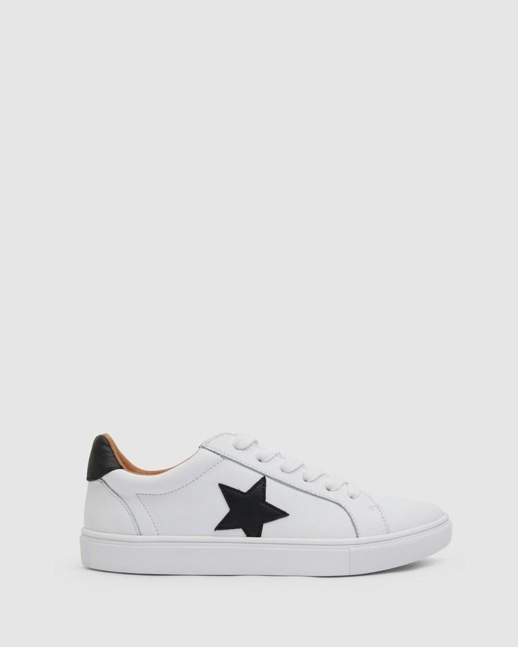 Sandler Stark Lifestyle Sneakers WHITE