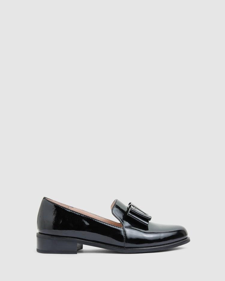 Jane Debster Jarvis Casual Shoes BLACK